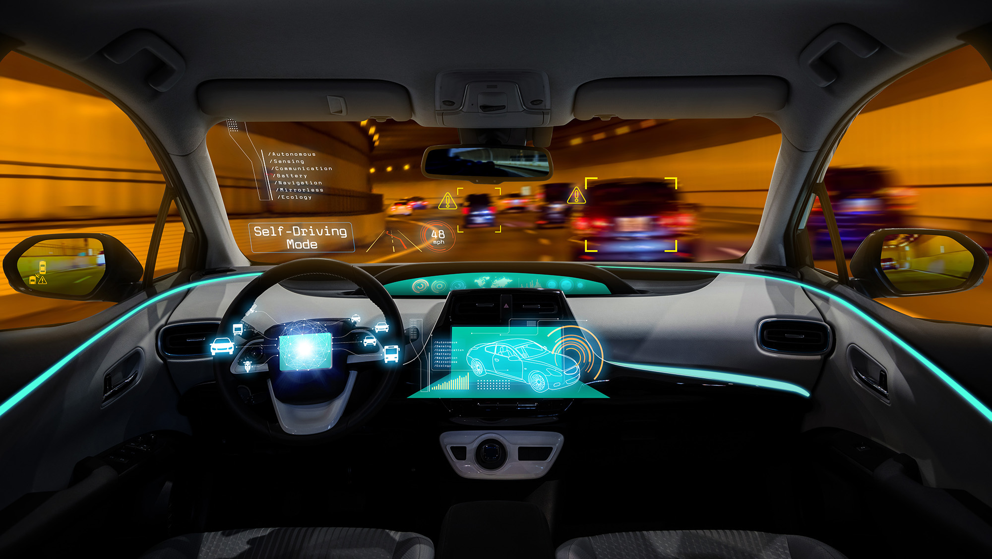 Autonomous Vehicles: How Will They Challenge Law ...