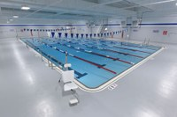Newly Renovated FBI Academy Pool to Benefit Law Enforcement