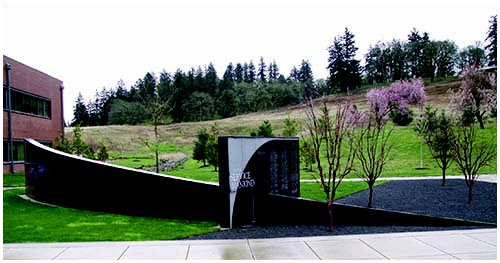The Oregon Fallen Law Enforcement Officers Memorial was dedicated on May 15, 2000. The memorial was moved to the grounds of the new Public Safety Academy in Salem, Oregon, and was rededicated on May 11, 2006.