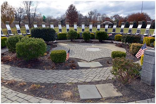 Delaware County Law Enforcement Memorial 1