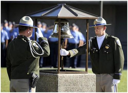 California Highway Patrol Memorial Fountain 2