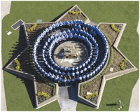 Bulletin Honors: California Highway Patrol Memorial Fountain