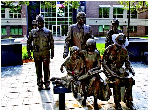 Florida Sheriff's Law Enforcement Memorial 1