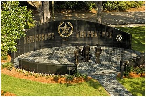 Florida Sheriff's Law Enforcement Memorial 3