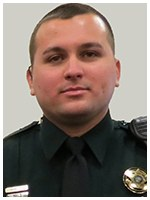 Deputies Joseph Trimboli and Eric Keyes of the Okaloosa County, Florida Sheriff's Office rescued a 45-year-old man who was on fire inside his car following a crash, pulling him through a broken window as the car became fully engulfed.