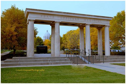 Minnesota Peace Officers Memorial 1