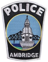 Ambridge, Pennsylvania, Police Department