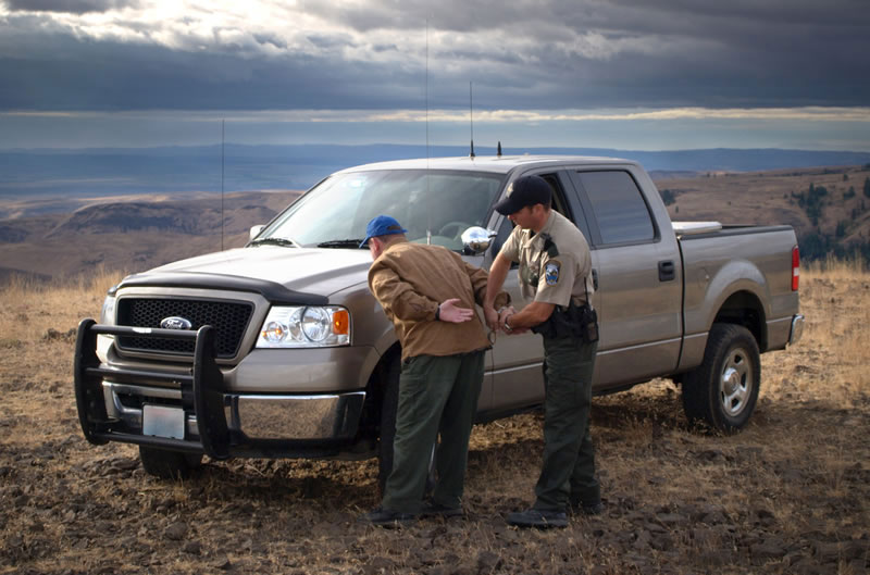 Enforcing the laws of wildlife and recreation part two leb for Ky fish and wildlife jobs