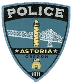Astoria, Oregon Police Department