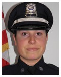 Patrol Officer Amy Toothaker of the Wakefield, Massachusetts Police Department safely resolved a tense standoff with a man who was threatening his father and the officer with a knife. Toothaker was a Bulletin Notes recipient in August 2011.