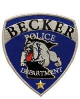Becker, Minnesota, Police Department