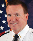 Chief Grogan serves with the Dunwoody, Georgia, Police Department.