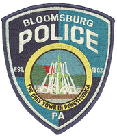 Bloomsburg, Pennsylvania, Police Department
