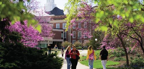 Campus of University of Nebraska-Lincoln