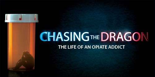 In an effort to help educate students and young adults about the dangers of opioid addiction, the FBI and DEA unveiled a documentary called Chasing the Dragon: The Life of an Opiate Addict at the Newseum in Washington, D.C. in February 2016 before an audience of educational leaders from the region.