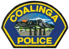 Coalinga, California Police Department