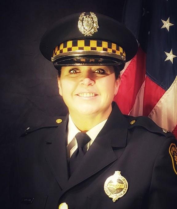 Sergeant Colleen Bristow