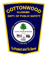 Cottonwood, Alabama, Department of Public Safety
