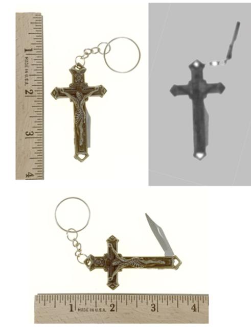 Crucifix Knife