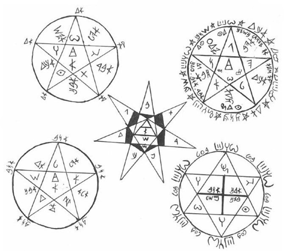 Tattoo Articles: Focus On Forensics: Tattoo And Symbol Analysis In The FBI