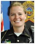 Deputy Jolene Irons
