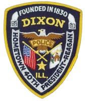 Dixon, Illinois, Police Department