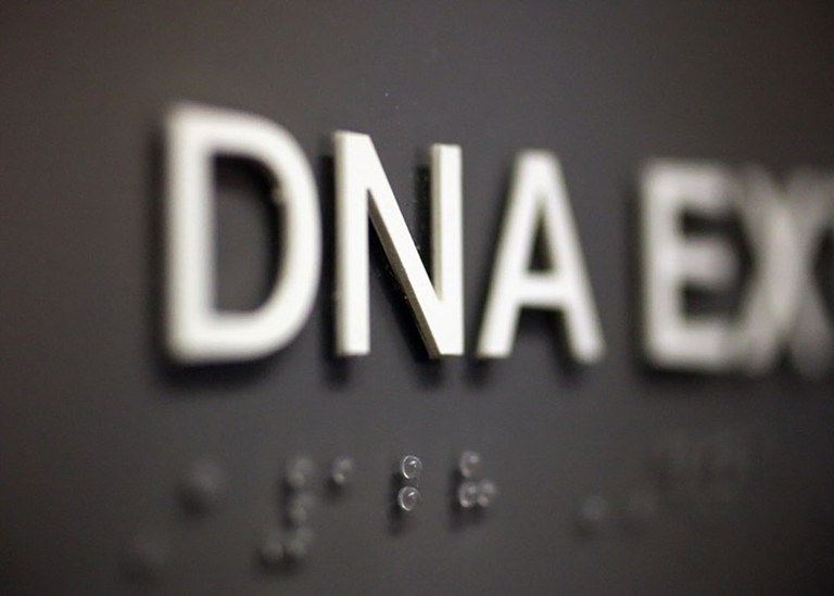 An image containing the word DNA provided by The Plain Dealer, Cleveland, Ohio.