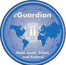 The eGuardian system allows law enforcement agencies to combine new suspicious activity reports of incidents with existing (legacy) reporting systems to form a single information repository accessible to thousands of law enforcement personnel and analysts directly supporting law enforcement.