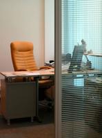 Perspective: Open Door, Empty Chair