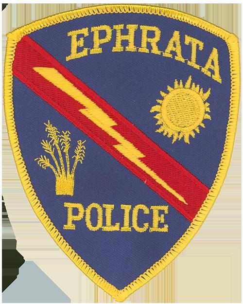 Patch Call: Ephrata, Washington, Police Department