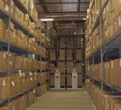 Evidence Storage Room