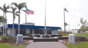On May 23, 2003, a groundbreaking ceremony was held for the Lantana Police Fallen Officer Memorial. Three years later on May 17, 2006, the police department dedicated the memorial to all officers who have given their lives in the line of duty.