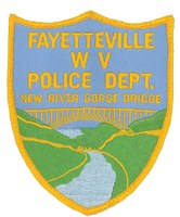 Fayetteville, West Virginia, Police Department