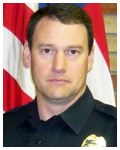 Officer Matt McCaslin and Sergeant Mike Chretien of the Powell, Wyoming Police Department helped several guests, including an unconscious man, escape from a hotel fire. McCaslin was a Bulletin Notes recipient in February 2012.