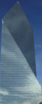 Fountain Place High Rise in Dallas