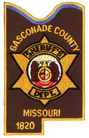 Gasconade County, Missouri, Sheriff's Department