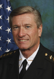 Sheriff Lott heads the Richland County, South Carolina, Sheriff's Department.