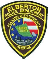 Elberton, Georgia, Police Department