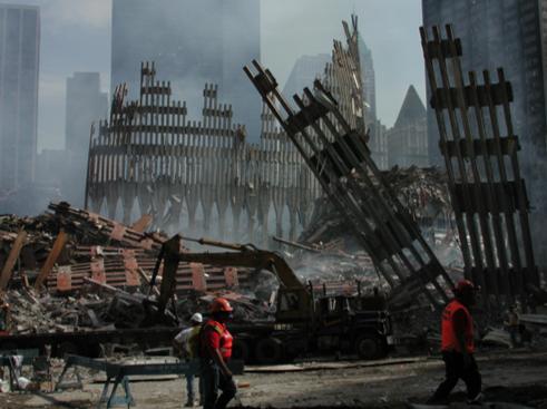 World Trade Center Debris