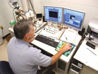 Hamilton County Coroner's Office SEM/EDS System