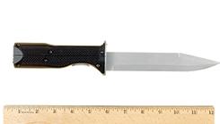 Gun Knife with Ruler