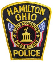 Hamilton, Ohio, Police Department