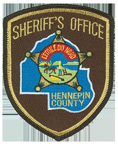 Hennepin County, Minnesota Sheriff's Office Patch