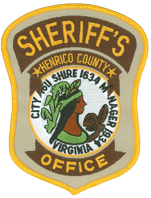 Patch Call: Henrico County, Virginia, Sheriff's Office