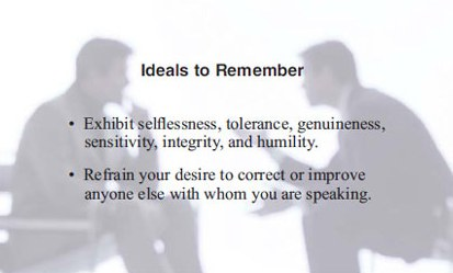 Ideals to Remember Graphic