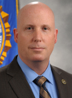 James Burdock, a retired police lieutenant and a training instructor with the FBI's Law Enforcement Officers Killed and Assaulted program, Criminal Justice Information Services Division.