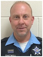 Officer Brian Cantwell of the Berwyn, Illinois Police Department saved the life of a woman who had run onto railroad tracks, pulling her away from the path of two separate trains. Cantwell was a Bulletin Notes recipient in January 2015.