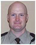Deputies Tim Harris, Shane Linehan, and Matt Wieland of the Washington County, Minnesota Police Department formed a human chain to rescue a man who had fallen through the ice in a frozen river. Harris was a Bulletin Notes recipient in July 2011.