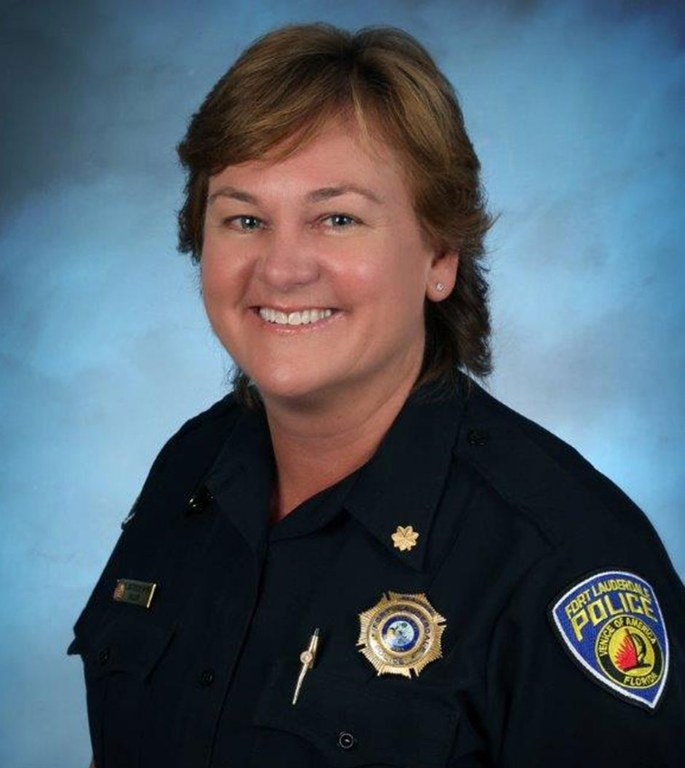 Major Karen Dietrich
