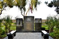 Bulletin Honors: Kern County Sheriff's Office Memorial, Bakersfield, California